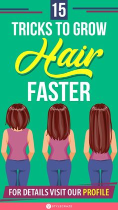 Hair Growth Tips, Hair Care Tips, Organizing Hair Accessories, Hair Growth Treatment, Hair Regrowth, Hair Care Routine, Beautiful Long Hair, Stylish Hair, Health And Beauty Tips