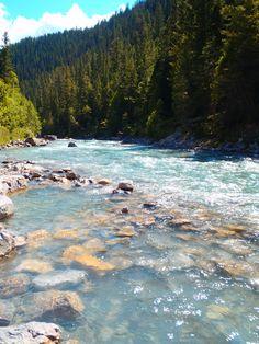 White Spring natural hot springs