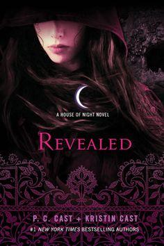 revealed by pc cast   House of Night - Revealed (PC Cast e Kristin Cast)