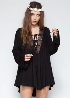 For Love & Lemons Dress at shopwasteland.com