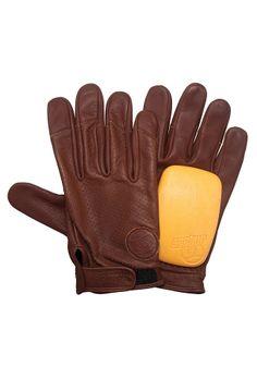 #planetsports SECTOR 9 - Driver Slide Gloves brown