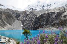 Laguna 69 in Huaraz