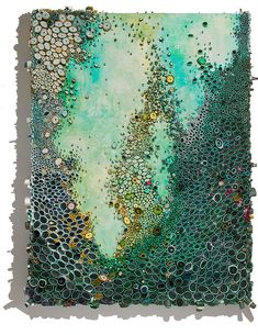 Dimensional Collages - Amy Eisenfeld Genser. Using rolled paper & papers (homemade, mulberry, etc.). Not quilling but similar - these are stunning.