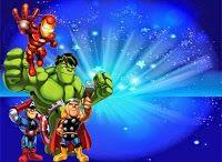 Free Printable Avengers Birthday Invitations Visit To Grab An
