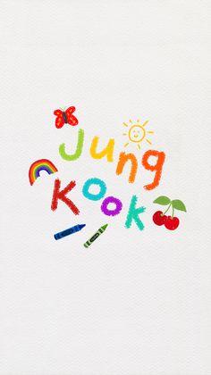Foto Jungkook, Foto Bts, Bts Taehyung, Bts Bangtan Boy, Bts Army Logo, Bts Aesthetic Pictures, Cute Anime Pics, Bts Drawings, Bts Chibi