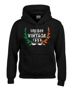 60th Vintage Birthday Gift Irish 1956