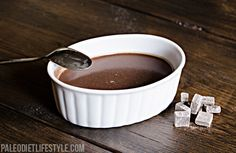 OMG! Making tomorrow for sure!  Coffee-Flavored Chocolate Mousse