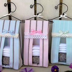 Diaper Stacker Sachets by Beau-coup