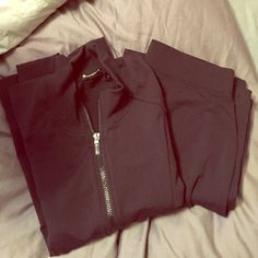 Black champion sweat suit NWOT Pants and zippered jacket, never been worn Champion Pants Track Pants & Joggers
