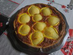 Dulce y Chic by Nuria: Tarta de peras