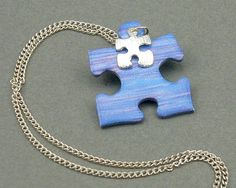 Autism mom love necklace