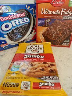 Ampersand.: Sluttier Brownies