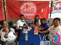 Sintoniza #EntreSerYNoSerHoySoy en vivo desde la #FeriaIberoamericanaDelLibroOrizaba a través de http://www.univo.edu.mx/web/radio/ #SomosCultura #SomosVORadio #Orizaba