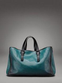 9419d39b3f1 Bottega Veneta bag. I want it. Portemonnees En Handtassen, Lederen  Handtassen, Grote