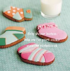 cookie-book-baby-shower-bootees