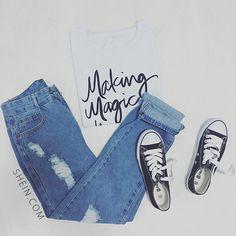 Comfort fashion.