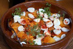 salt cod Spanish dish