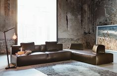 Glam 275 Sofa by Vibieffe