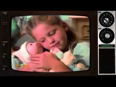 1986 - Cabbage Patch Kids Babies with Candace Cameron Bure