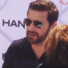RA at Comic Con