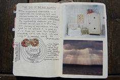Diary Pages: Peaceful abiding