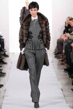 Oscar de la Renta   Fall 2014 Ready-to-Wear Collection   Style.com