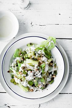 oh my i love broad beans, broad beans salad with capers
