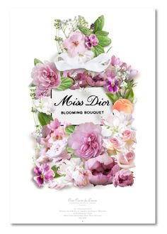 """Miss Dior Blooming Bouquet"" by kearalachelle ❤ liked on Polyvore featuring beauty, Christian Dior and pinspiration"