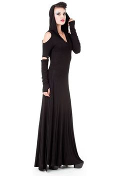 Queen of Darkness Kleid Gothic Elizium