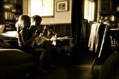 Cottage life: early morning  Katja Wulfers©