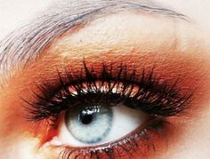 Occhi azzurri? Esaltane la bellezza con il make up giusto. Consigli utili per te!!   http://www.glamour.it/make-up/occhi/2016/02/15/trucco-per-gli-occhi-azzurri-si-ai-colori-caldi/ #newlook #depilazione #beauty #Skincare #Cosmetics #Skin #Lipstick #Hair #BeautyBlogger #Valentines #Eyeshadow #MakeupTutorial #Lips #BeautyTips #Mascara #HairCare #Tutorial #MakeupArtist #Natural #girls #woman #capelli