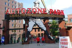 home of the Memphis Redbirds Triple-A