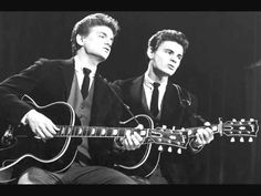 Everly Brothers - Let It Be Me (Very nice quality / HD video) (Live, 1964)
