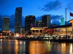#Miami Bayfront