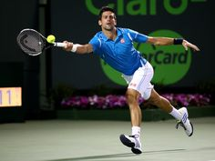 Routine win for Djokovic