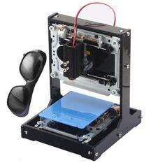 Just US$57.63, buy NEJE DK - 5 Pro 500mW USB DIY Laser Engraver online shopping at GearBest.com Mobile.