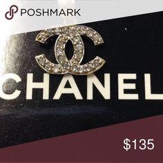 10k real  gold Chanel pendant 10k gold Chanel pendant real gold pendant only Chanel Jewelry Brooches