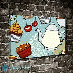 Mutfak Dekor Tablo  #kanvas_tablo #mutfak_tabloları
