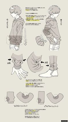 Manga Drawing Tips 画像 -