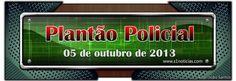 Plantão Policial | S1 Notícias