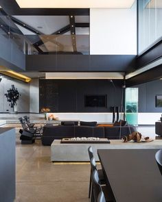 'Kloof Road House' By Nico Van der Meulen Architects.  Located in Johannesburg…