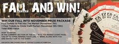 a Rafflecopter giveaway Liberty Merchant Company proudly presents its annual Fall into the Market tasting event. This Liberty-sponsored event is in support of the BC SPCA, to protect and enhance the quality of life for domestic, farm and wild animals in British Columbia. All proceeds from both ticket sales and the silent auction directly …