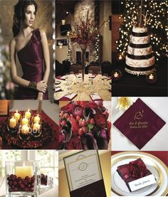 burgundy and yellow inspiration board - Google Search