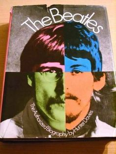 the beatles libro the beatles hunter davies 1ra 1968 usa