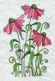 Image result for flower patterns to paint