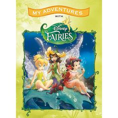 My Adventures with Disney Fairies - 8x11 Soft Cover Book - Personalized Books - Books   Tv's Toy Box