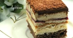 Kliknij i przeczytaj ten artykuł! Polish Recipes, Polish Food, Dessert Bars, Tiramisu, Meal Planning, Food And Drink, Cooking Recipes, Tasty, Sweets