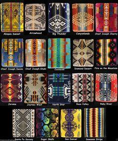 New Pendleton oversize Jacquard Towels w/Pendleton dynamic blanket designs