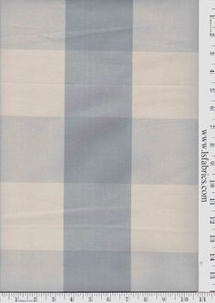 Wedgewood Blue buffalo check fabric, lewis and sheron, lsfabrics