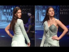 WOW ! Amyra Dastur SIZZLING on ramp at Lakme Fashion Week 2017. Lakme Fashion Week 2017, Prom Dresses, Formal Dresses, Bollywood, One Shoulder, Hot, Formal Gowns, Formal Dress, Gowns